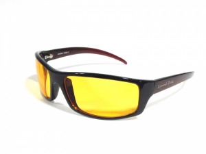 Hd Vision Wraparound Sunglasses Ld86003