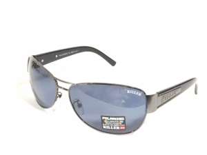 Polarized Aviator Sunglasses 9903Gr