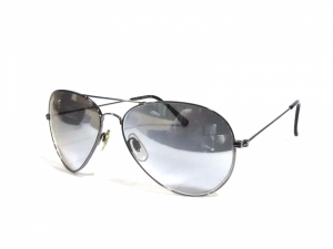 Grey Mirrored Aviator Sunglasses Capgmmr