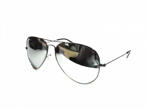 Mirrored Aviator Sunglasses For Men And Women Es25Gmmr