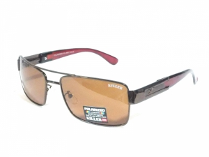 Polarized Rectangle Sunglasses Kl9901
