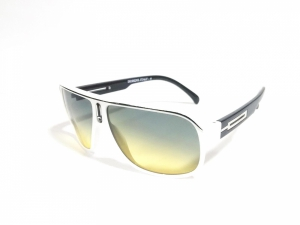 White Aviator Day Night Vision Driving Sunglasses P4Whdn