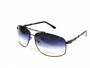 Black Rectangle Sunglasses For Men And Moven