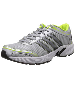 Adidas Eyota M Running Shoes Silver And Green D70660 D70660