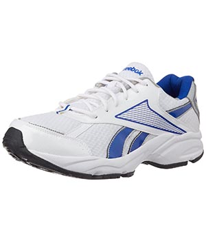 Reebok Luxor White Blue Silver Shoes