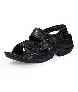 Red Chief RC0247 Black Sandal