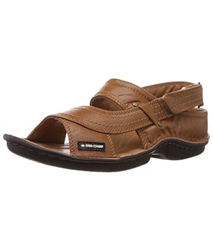 Red Chief RC0247 Tan Sandal