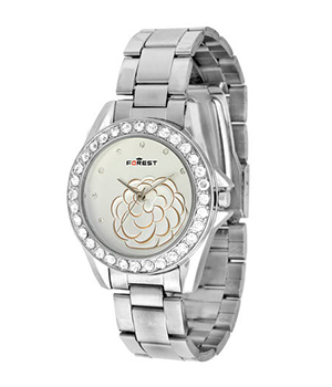 Forest Silver Analog Watch 014 SD291