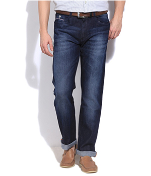 John Player Mens Denim Jeans JP E492A1
