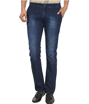 John Player Mens Denim Jeans JP E714A5