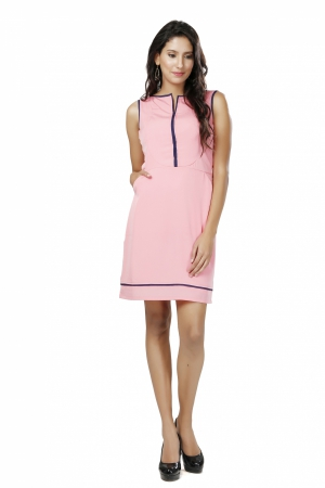 Eavan Pink Tailored Dress EA1054