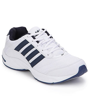 Campus 3G-378 White Blue Sport Shoe