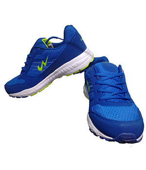 Campus 3G-8217 Blue Green Sport Shoe
