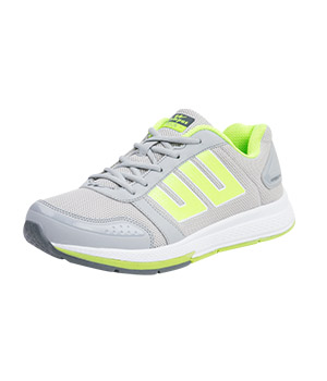 Campus Aston 3G-421 Grey Green Sport Shoe