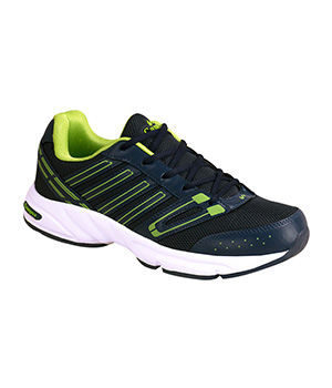 Campus Brass Blue Green Sport Shoe