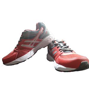 Campus Hammar 3G-413 Red Grey Sport Shoe