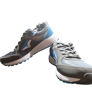 Campus MX-25 3G-8216 Grey N FIR Sport Shoe