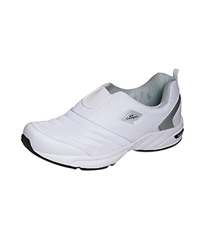 Campus Montaya White Sport Shoe