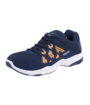 Campus Terota NR 1008 Blue Orange Sport Shoe