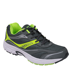 Campus Trax 3G-412 Dark Gery Green Sport Shoe
