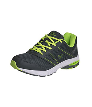 Campus Veedee 3G-379 Grey Green Sport Shoe