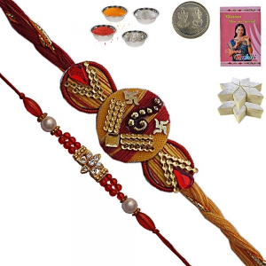 Send Fashionable Trendy Rakhi Gift to Brother 130