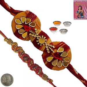 Send Excellent Special Rakhi Gifts for Brother 144