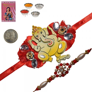 Send Brother Exquisite Trendy Rakhi Festival Gifts 157