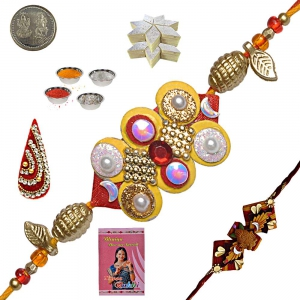 Sending Rakhi Festival Gift Hamper to Brother 120