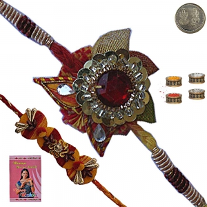 Latest Fancy Designer Rakhee Gifts to Brother 101