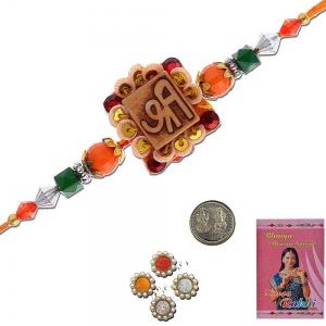 Exclusive Designer Trendy Rakhi Gift For Brother 303