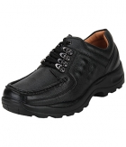 Action Dotcom Mens Formal Black Shoe DCE-122 H