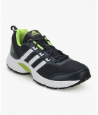 Adidas Ermis Navy Blue Green Running Shoes