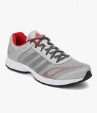 Adidas Ryzo Silver Running Shoes