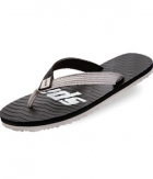 Sparx Mens Slipper SFU-204 Black Grey