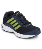 Campus 3G-378 Navy Blue P Green Mens Sport Shoe
