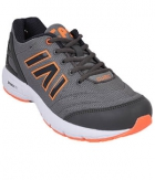Campus 3G-425 Dark Gary Orange Mens Sport Shoe