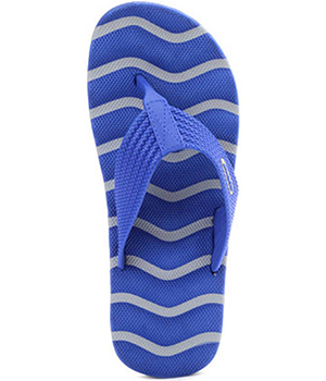 Sparx SFG-2009 Grey Blue Slipper  SFG-2009-GRY-BLU