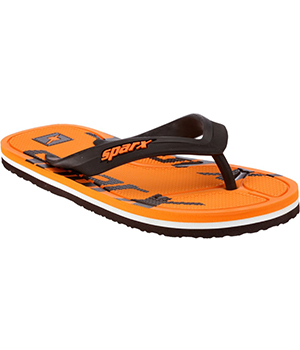 Sparx SFG-2021 Orange Slipper  SFG-2021-ORG