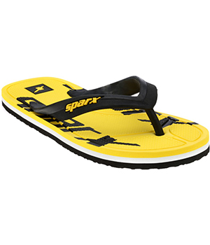 Sparx SFG-2021 Yellow Slipper  SFG-2021-YLW