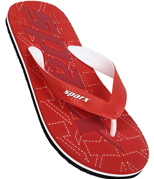 Sparx SFG-2025 Red Slipper  SFG-2025-RED