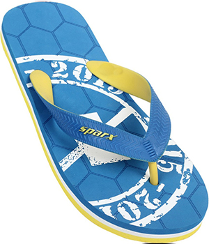 Sparx SFG-2026 Blue Slipper  SFG-2026-BLU