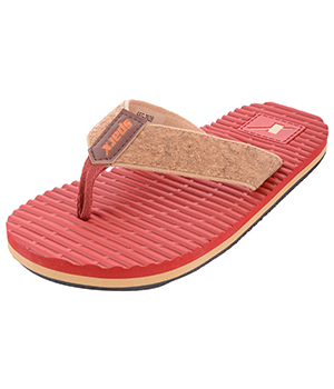 Sparx SFG-2028 Red Slipper  SFG-2028-RED