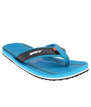 Sparx SFG-2038 Blue Grey Slipper  SFG-2038-BLU-GRY