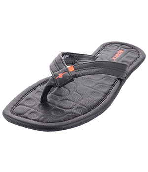 Sparx SFG-2039 Black Slipper  SFG-2039-BLK