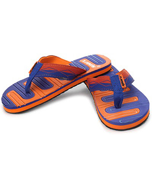 Sparx SFG-36 Blue Orange Slipper  SFG-36-BLU-ORG