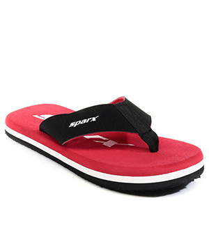 Sparx SFG-515 Red Slipper  SFG-515-RED