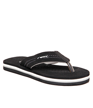 Sparx SFG-517 Black Slipper  SFG-517-BLK
