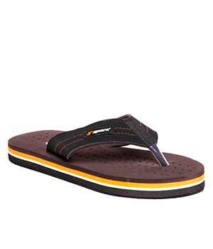 Sparx SFG-517 Brown Slipper  SFG-517-BRW