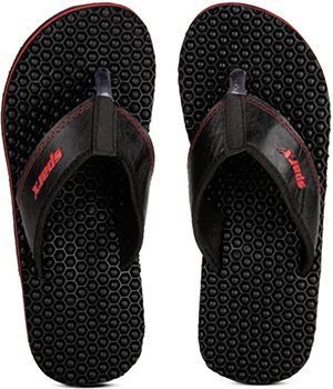 Sparx SFG-531 Black Slipper  SFG-531-BLK